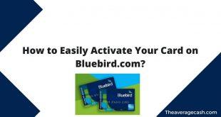 Activate Your Card on Bluebird.com