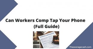 Can Workers Comp Tap Your Phone