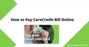 How to Pay CareCredit Bill Online